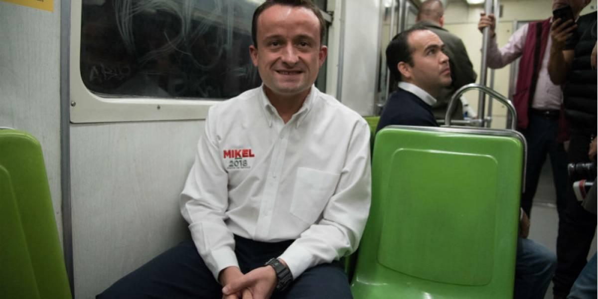Esta es la ampliación al Metro que propone Mikel Arriola