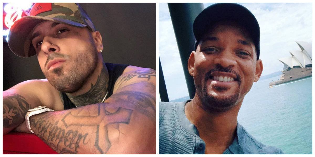 Will Smith y Nicky Jam se juntan para bailar