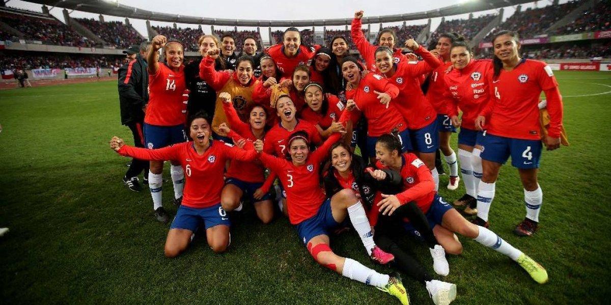 La Roja femenina quiere hacer más historia y ser la tercera selección chilena que clasifica a unos Juegos Olímpicos