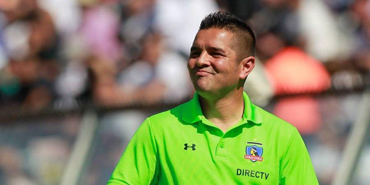 Héctor Tapia quedó a un paso de convertirse en el nuevo entrenador de Colo Colo