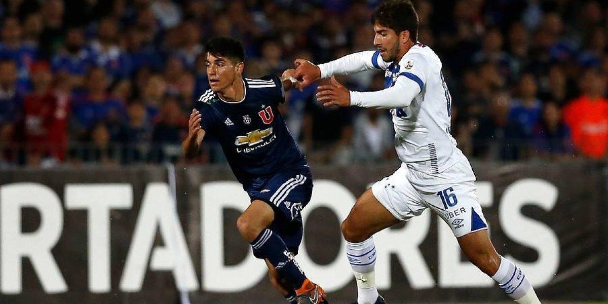 Cruzeiro vs. U. de Chile por Copa Libertadores: ¿Cuándo, a qué hora y quién transmite por TV?