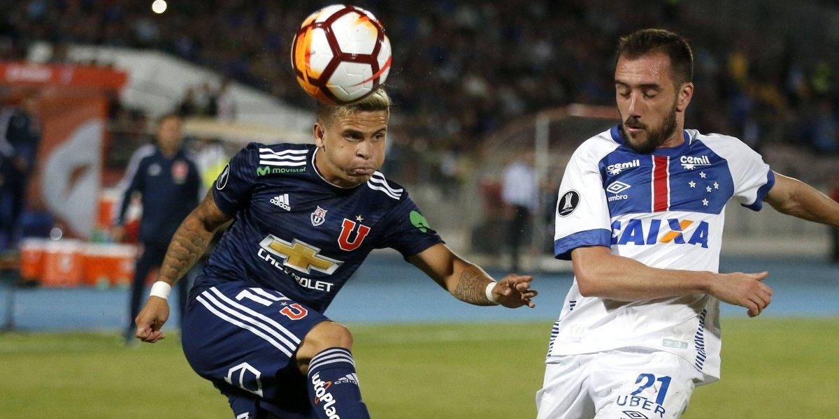 Cruzeiro-La U, Bayern-Real Madrid: la candente semana futbolera con Libertadores y Champions