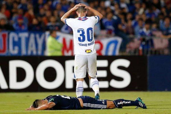 Cruzeiro no lo pasa bien / imagen: Photosport