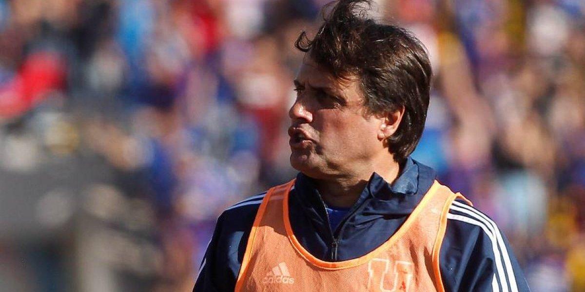 """Hoyos no va a renunciar en la U: """"Tengo contrato y lo estoy respetando como siempre"""""""