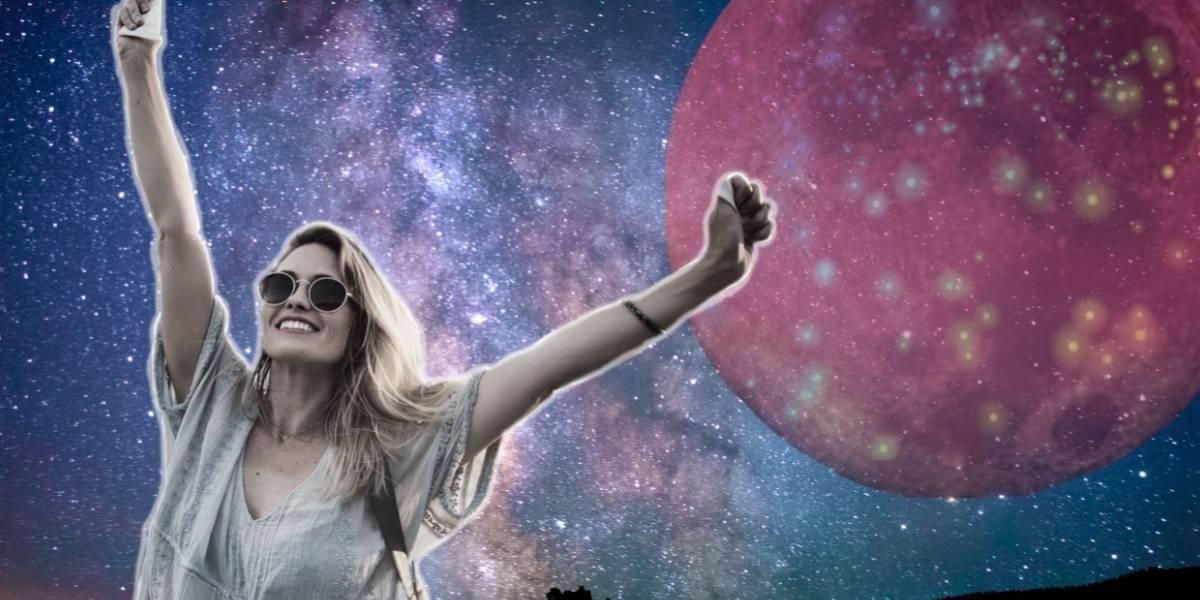 Vem aí um momento intenso: descubra como a Lua Rosa pode te afetar