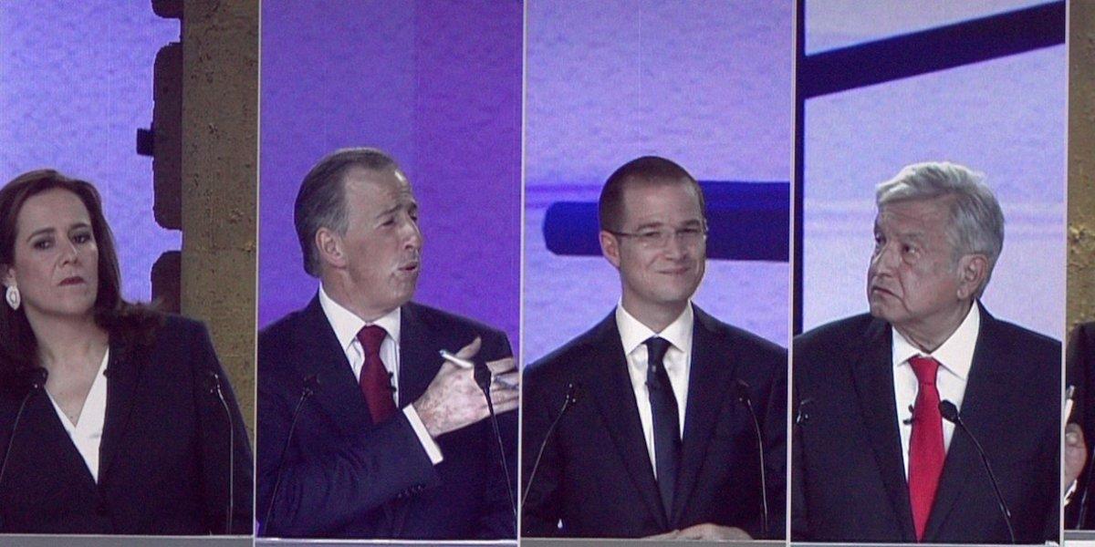 Debate presidencial, más de lo mismo; nadie dijo cómo cambiar al país