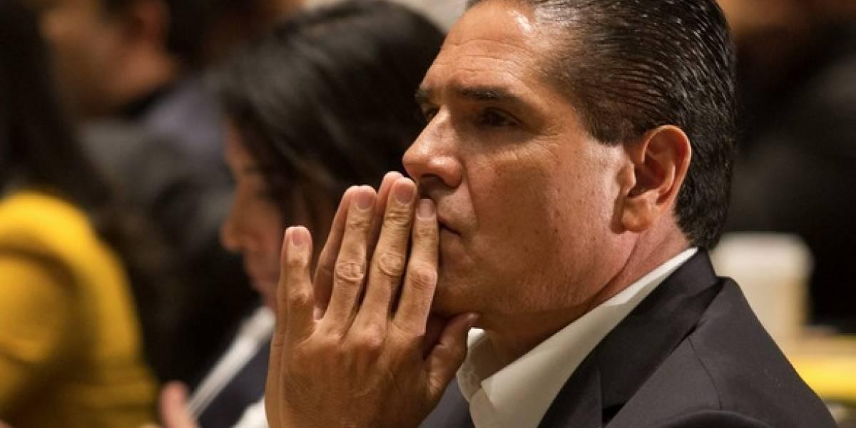 Silvano provoca sismo político con epicentro en Michoacán