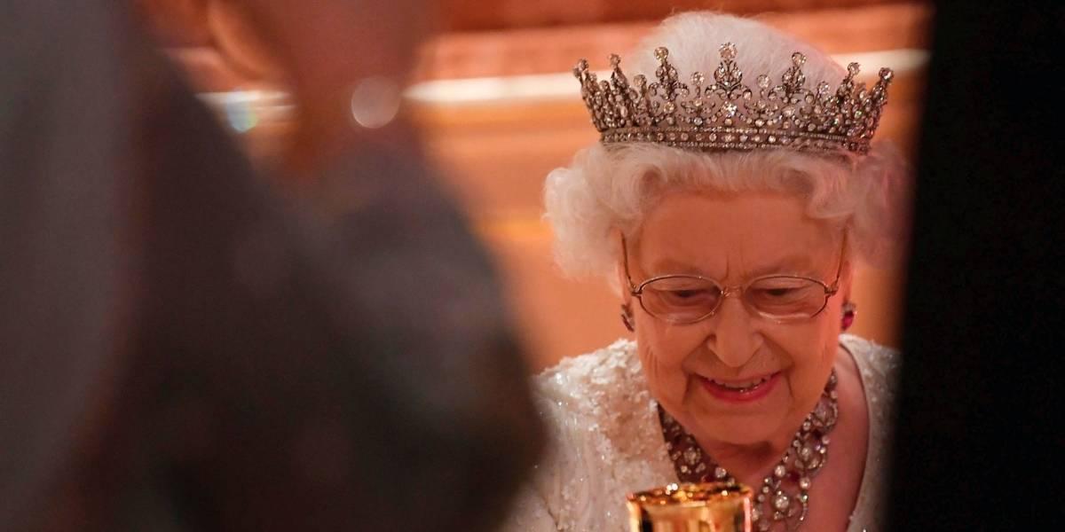 Así celebró la Reina Isabel II su cumpleaños #92