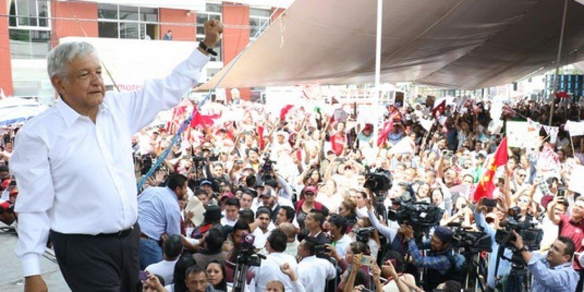 AMLO asegura que subió a 50% en preferencias electorales tras debate