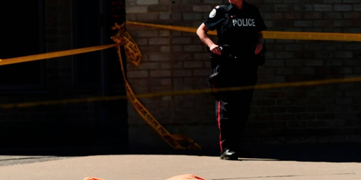 Toronto: Atropello deja 9 muertos y 16 heridos