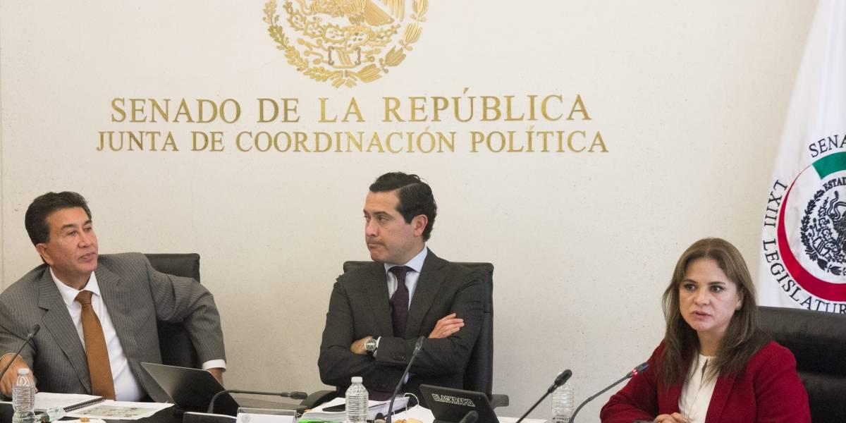 Comienza pasarela en el Senado para definir dos comisionados del INAI