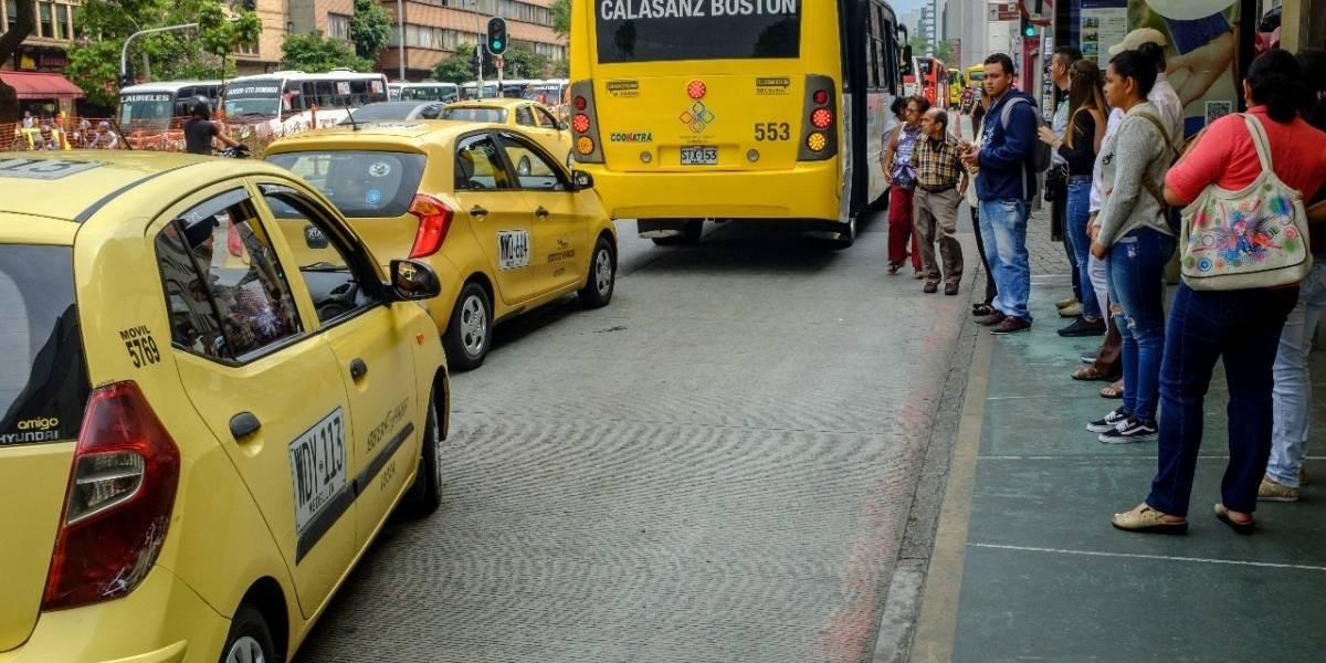 Rutas de buses se suspenden por inseguridad en el occidente de la ciudad