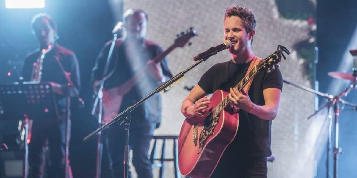 Vicente García celebró dos conciertos a casa llena en RD