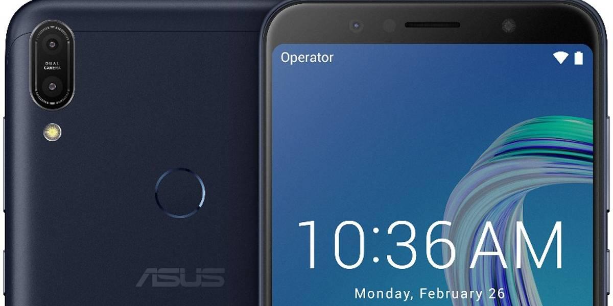 Asus lança novo Zenfone com Android 'puro'