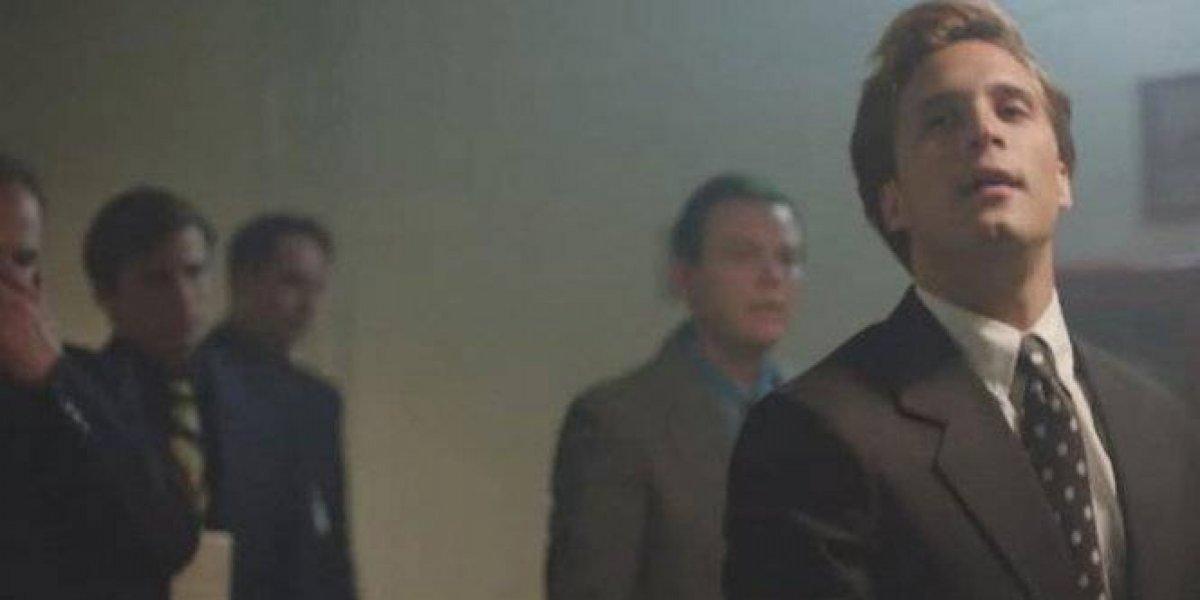 Circula video real de la primera escena de Luis Miguel, la serie