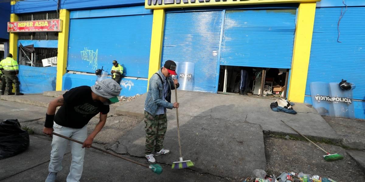 Quedan libres dueños de supermercados que eran acusados de ser testaferros de las Farc