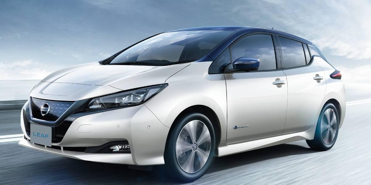 Nissan celebra la venta de más de cien mil Leaf en Japón