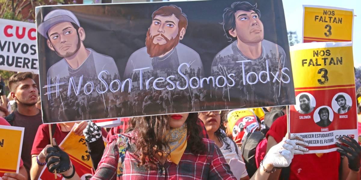 Piden organismos de derechos humanos transparencia en caso de estudiantes