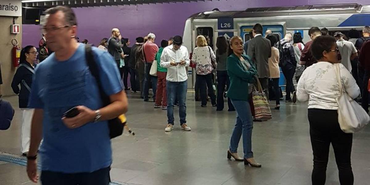 Secretário suspeita de sabotagem em estações do Metrô que fecharam hoje