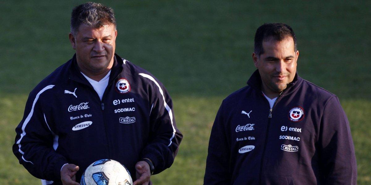 """Valdivia y llegada de Torres con Tapia a Colo Colo: """"Ambos somos profesionales"""""""