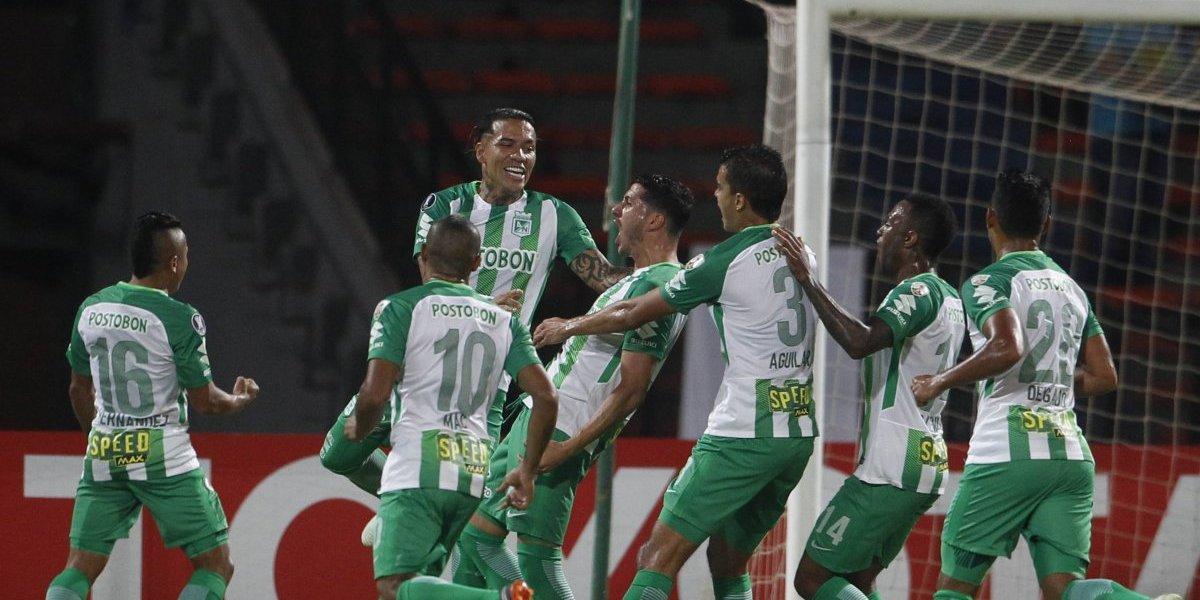¡Nacional soy yo! El 'Verde' pasó por encima de Bolívar