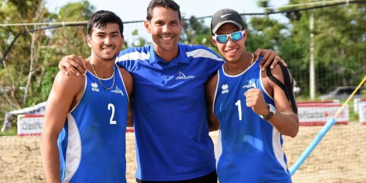 Pioneros y Jerezanas son los nuevos campeones del voleibol playa