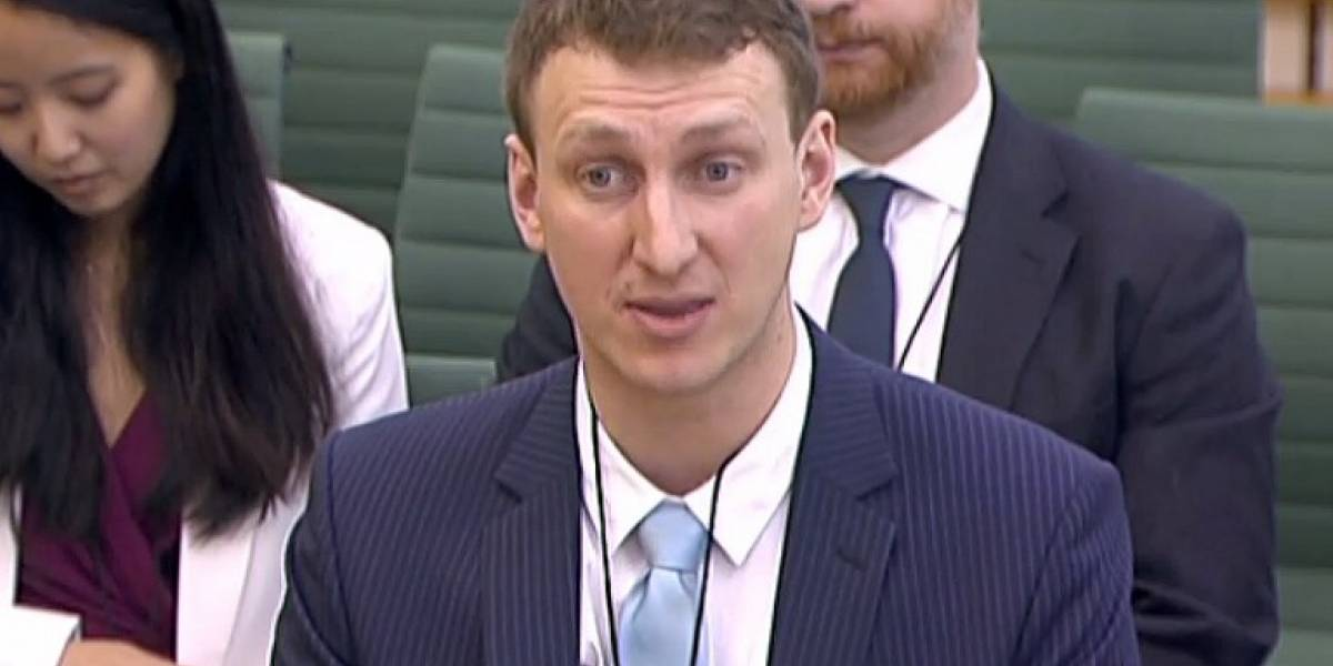 Aleksandr Kogan comparece ante Parlamento británico por escándalo de Cambridge Analytica