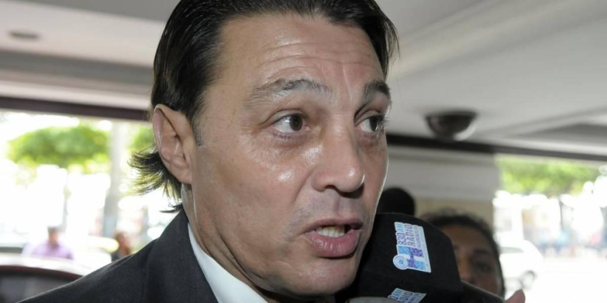 Alfaro Moreno responde a declaraciones de Hernán Barcos