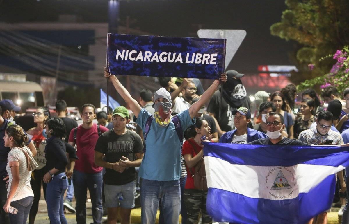 Activistas denuncian a presidente de Nicaragua por muertes en protestas