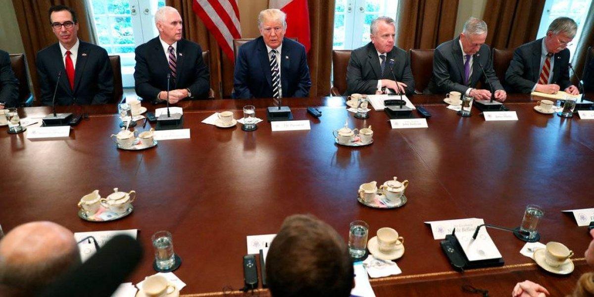 Trump: Kim Jong Un es muy abierto y honorable