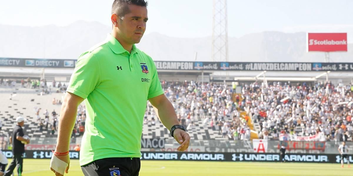 El cara y sello de Tapia en su primer paso por Colo Colo: tremendo rendimiento, pero al debe en la Libertadores