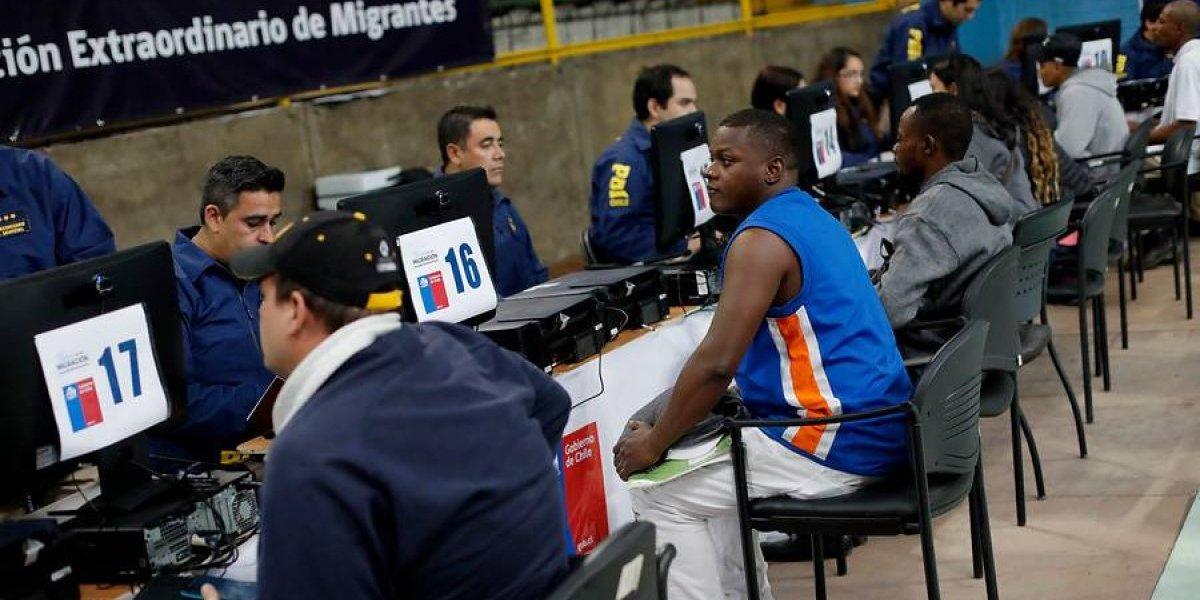 ¿Podría colapsar el sistema actual? Registro Civil otorga mil números diarios de RUN para extranjeros