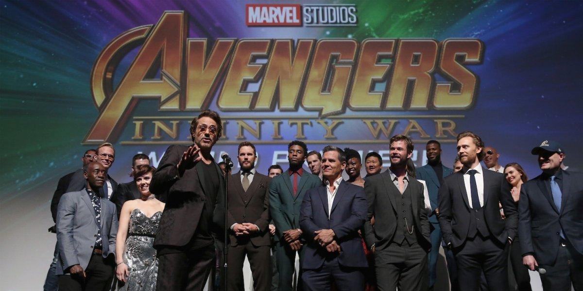 "Revelan el número de escenas post-créditos de ""Avengers: Infinity War"""