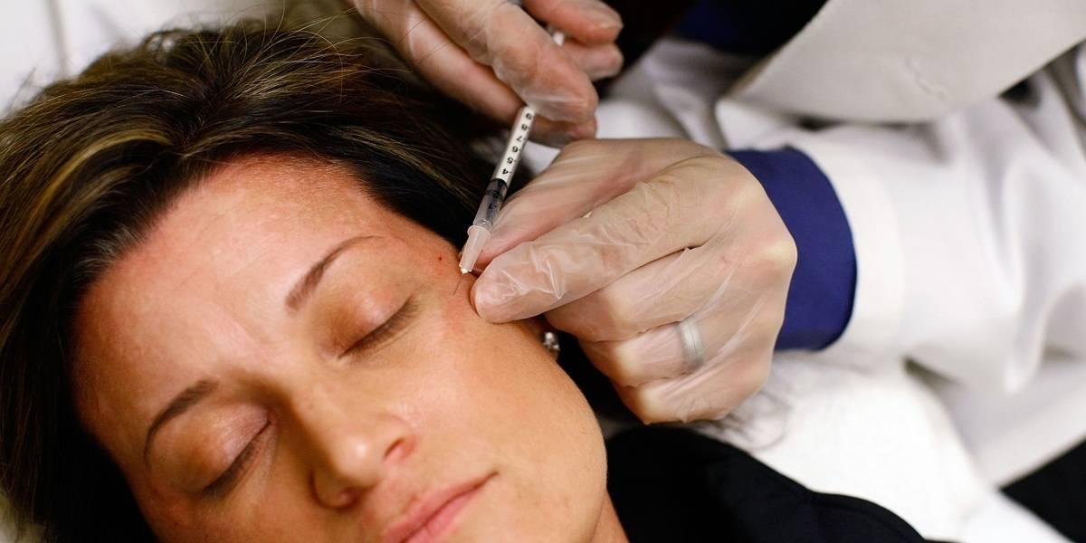Farmacêuticos são proibidos de realizar procedimentos como botox e preenchimento