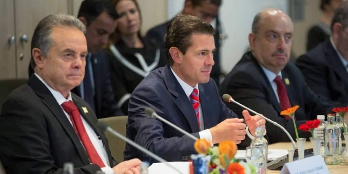 Proceso electoral no afectará el desarrollo e inversiones en el país: Peña Nieto