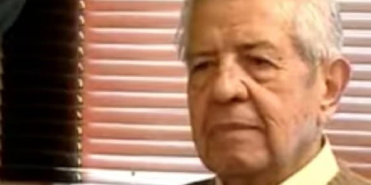 """""""La última entrevista de mi padre a las mierdas de CNN"""": Mónica Rincón y Daniel Matamala responden a fuertes insultos de hijo de Manuel Contreras"""