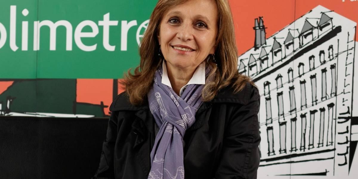 'Si la votación es masiva, les quedaría muy difícil robarnos las elecciones': Ángela María Robledo