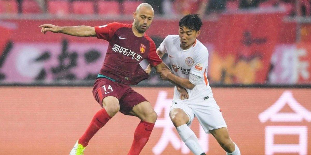 El Hebei Fortune de Pellegrini se metió a instancias finales de la FA Cup china