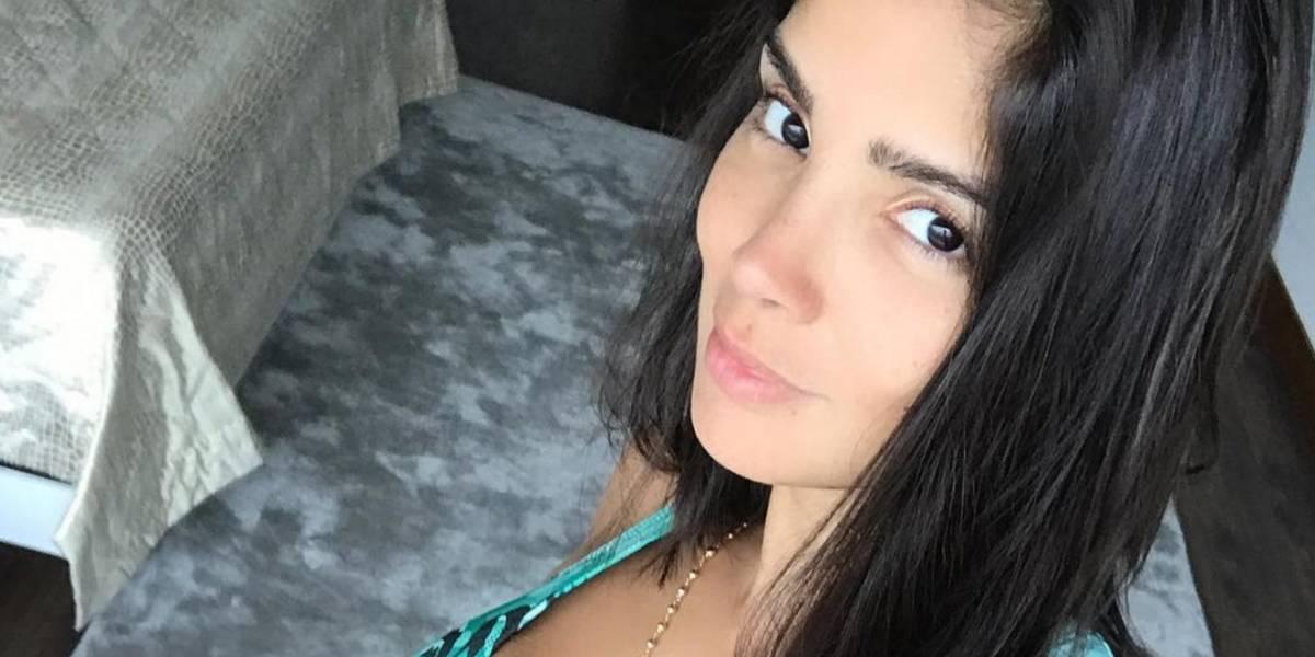 ¿La venganza de Andreína Fiallo? La exesposa de Guarín se muestra muy enamorada en redes