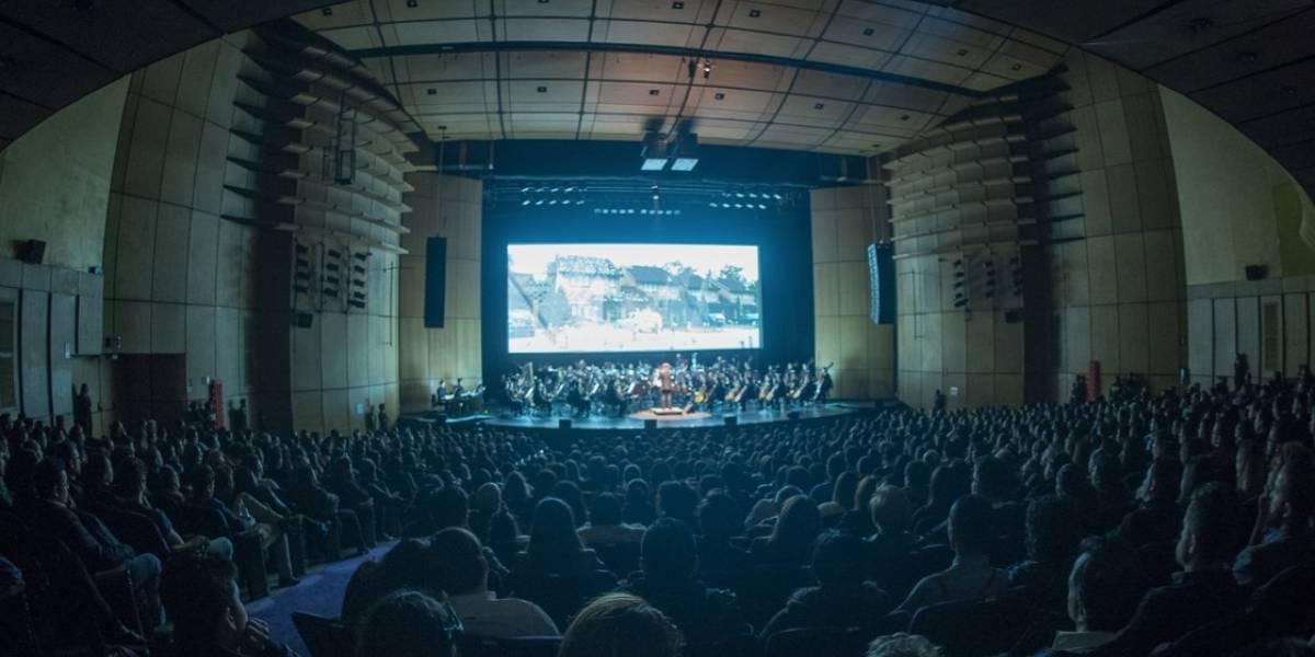 La magia de Harry Potter regresa con 'La cámara secreta' en concierto