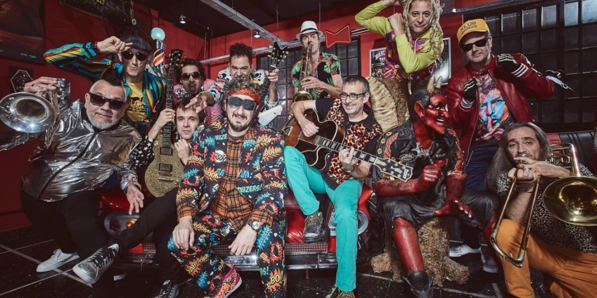 Los Auténticos Decadentes tendrán Unplugged de MTV