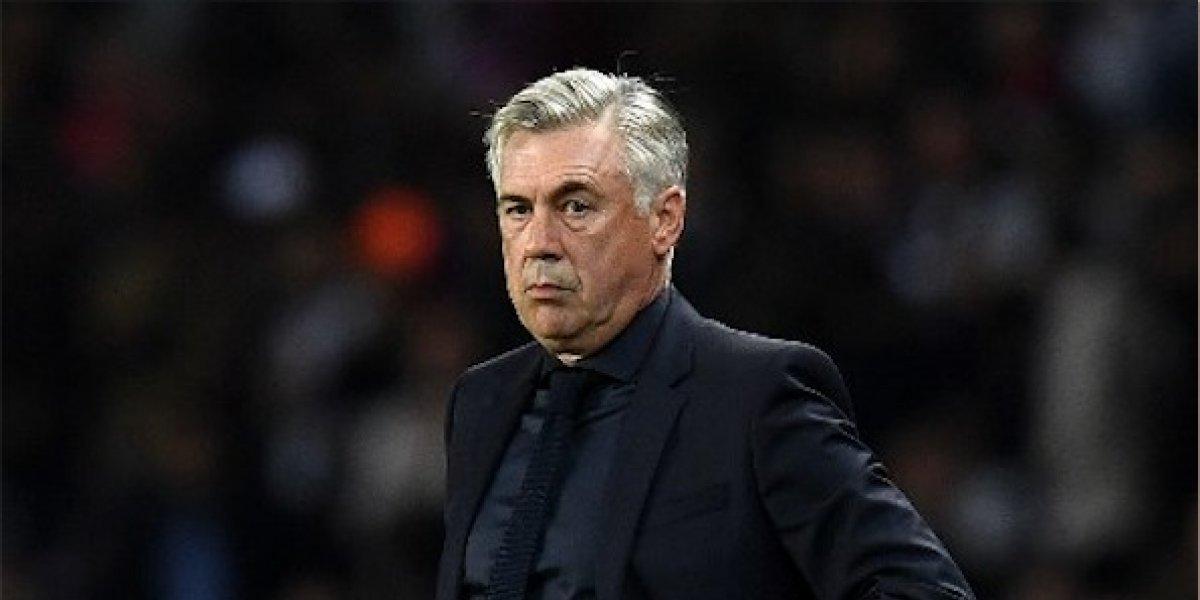 """Carlo Ancelotti, cerca de dar el """"sí"""" como seleccionador de Italia, dice la prensa"""