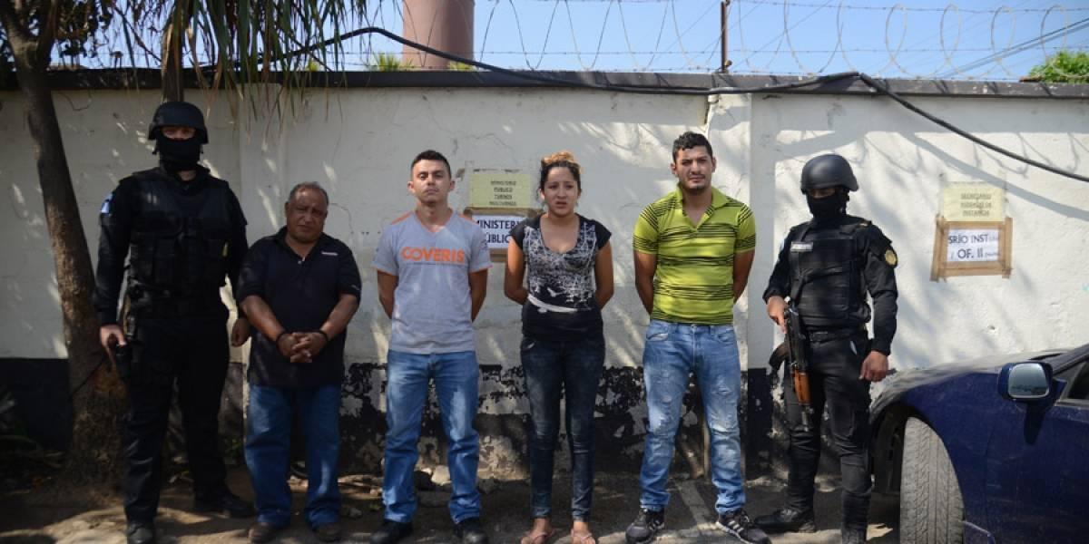 """Capturan a líderes de estructura dedicada al secuestro """"Los Reyes de la Carne"""""""