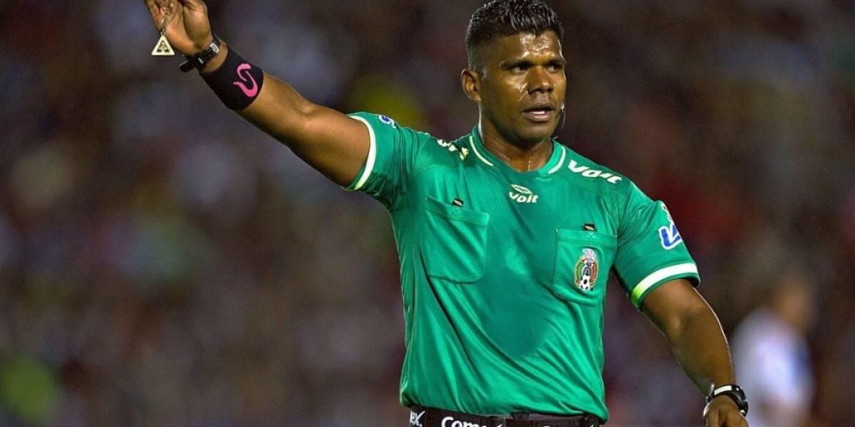 """Racismo en México: Árbitro acusa que no lo dejan dirigir en la Liga MX por ser un """"pinche negro"""""""