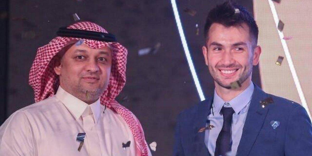 Carlos Villanueva y Ronnie Fernández se coronan como los mejores de la liga de Arabia Saudita