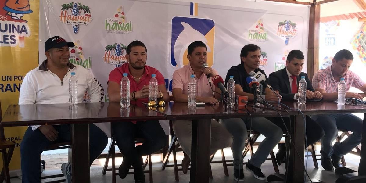 """Delfín quiere eliminar a Colo Colo de la Libertadores: """"Esperamos estadio lleno, necesitamos el apoyo de todos"""""""