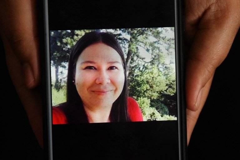 Karla Turcios, periodista asesinada en El Salvador