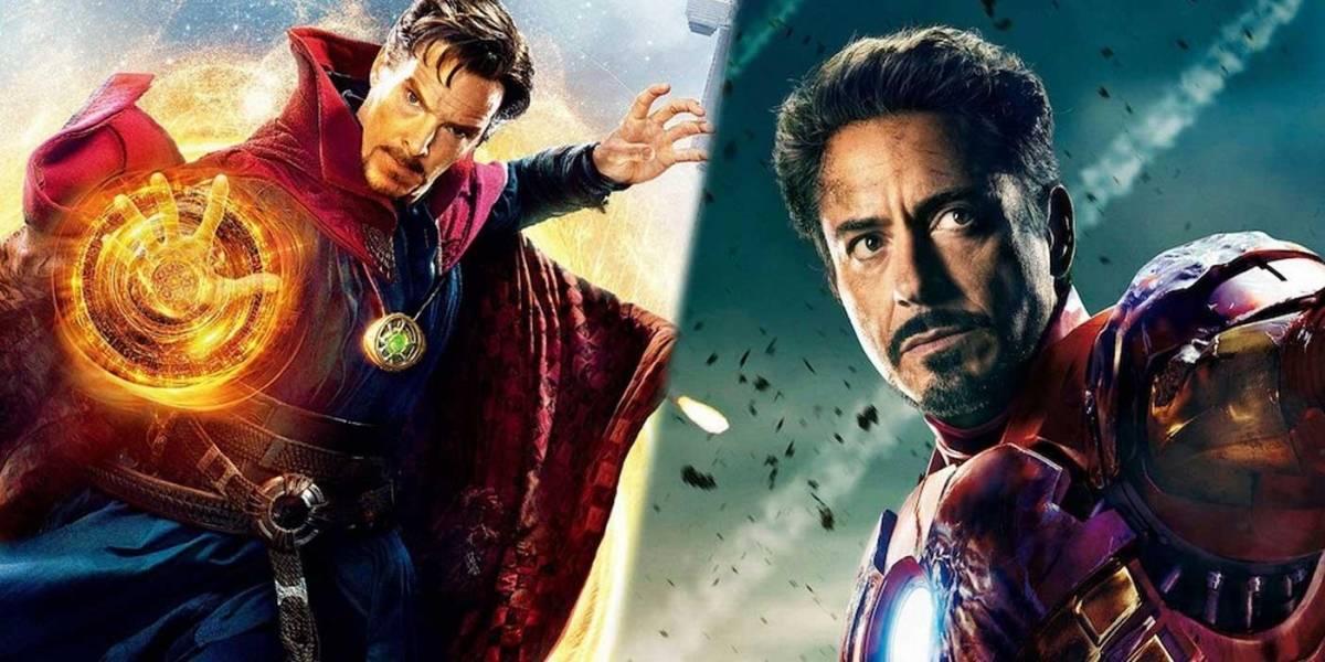 Inédito video muestra a los personajes de Avengers: Infinity War discutiendo