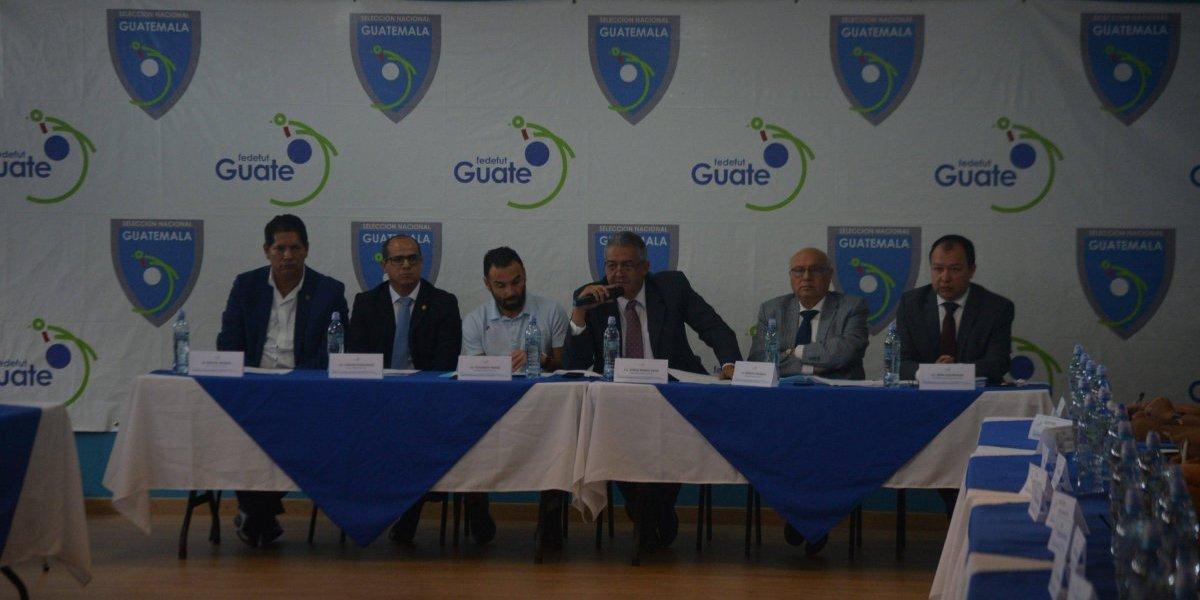 Se hace oficial la renuncia de Jorge Mario Véliz y su comité ejecutivo en la Fedefut