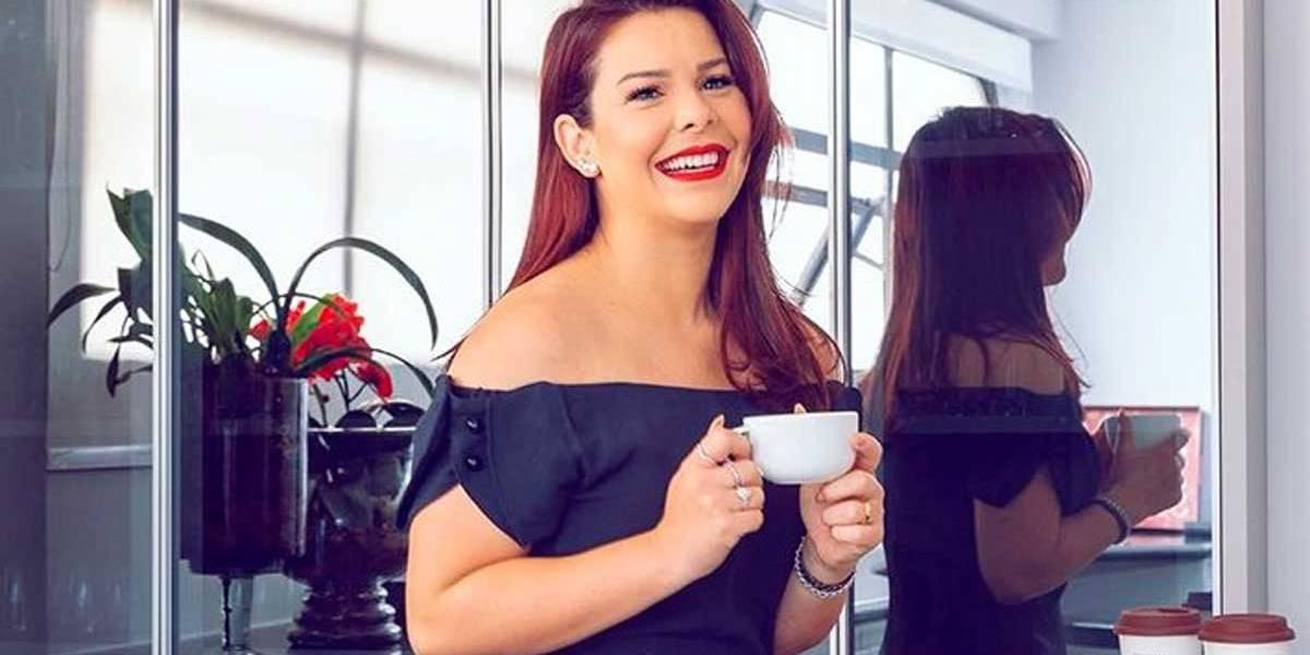 Fernanda Souza revela que não cantava em Chiquititas
